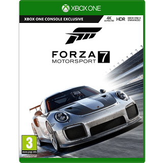 Xbox One hra Forza Motorsport 7