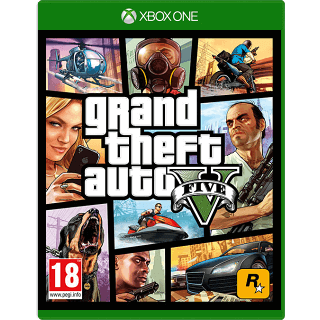 Xbox One hra GTA 5