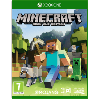 Xbox One hra Minecraft