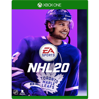 Xbox One hra NHL 20